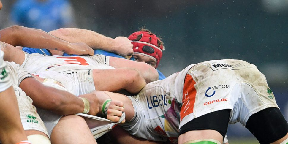 Reducing scrums and scrapping...