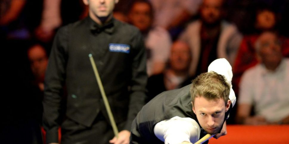Judd Trump hits out at Anthony...