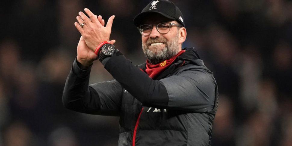 WATCH   Klopp asks Liverpool s...