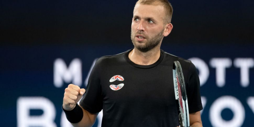 Dan Evans urges Novak Djokovic...