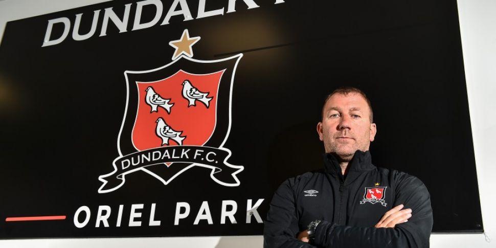 Dundalk confirm Alan Reynolds...