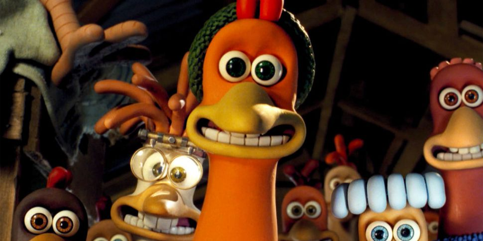 Netflix Confirms Chicken Run S...