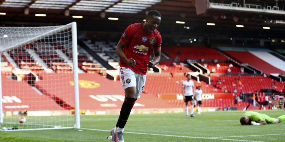 United boss Solskjaer backing...