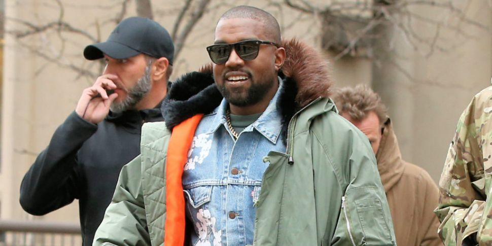 Kanye West Announces He'll Be...