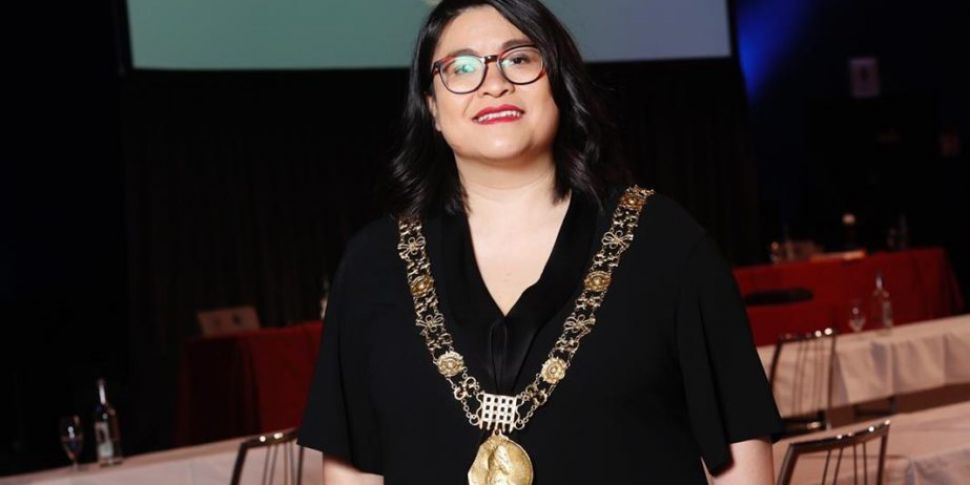 Hazel Chu Named New Lord Mayor...