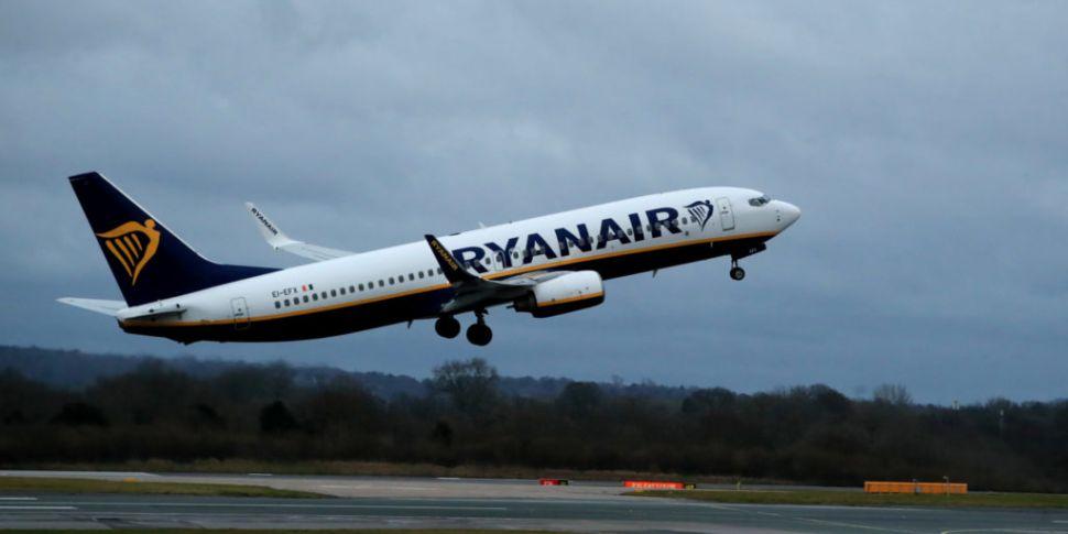 Dublin-bound Plane Diverted Af...