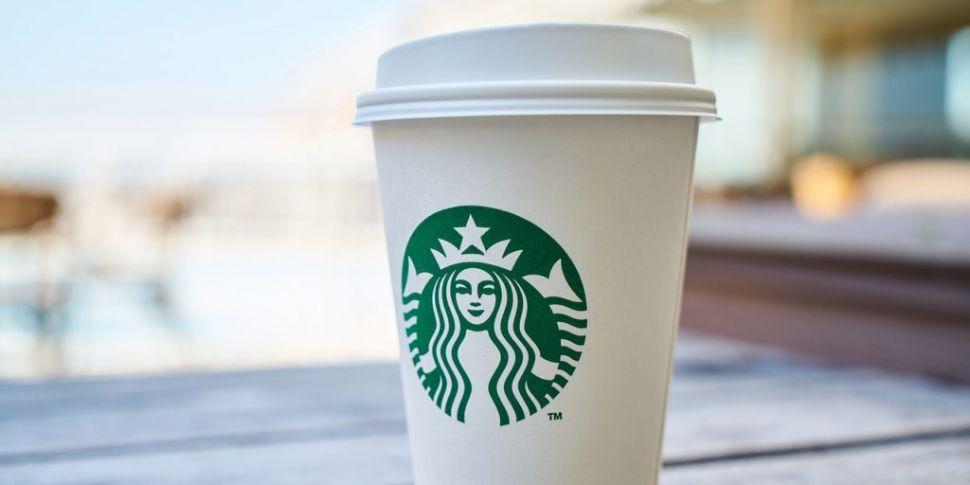 A Drive Thru Starbucks Has Ope...