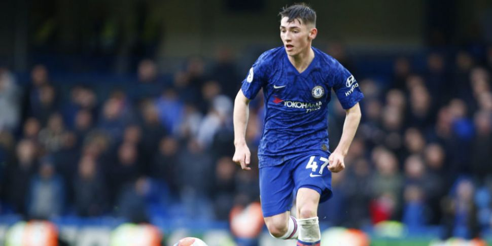 Billy Gilmour completes loan m...