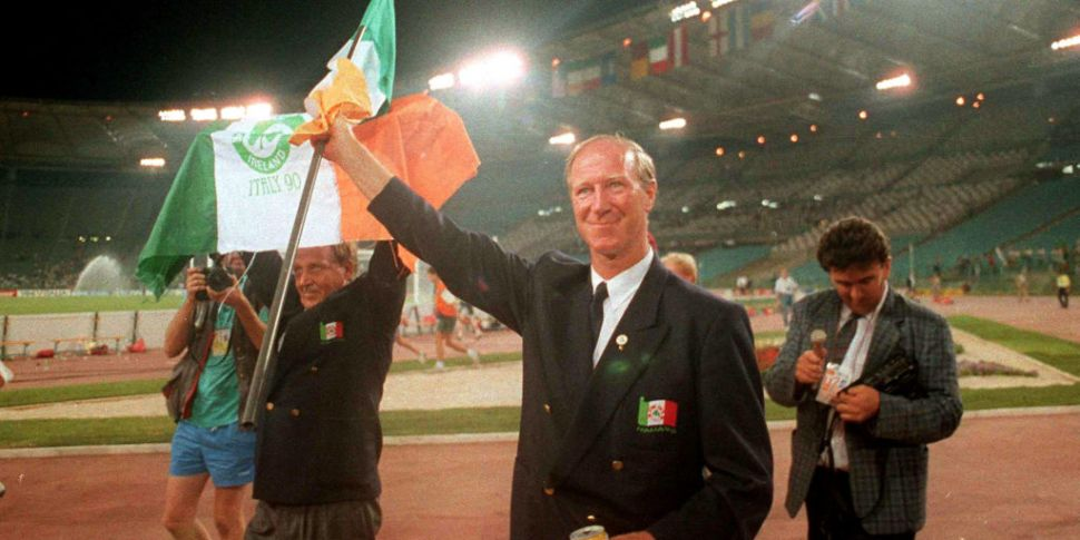 Former Republic of Ireland man...