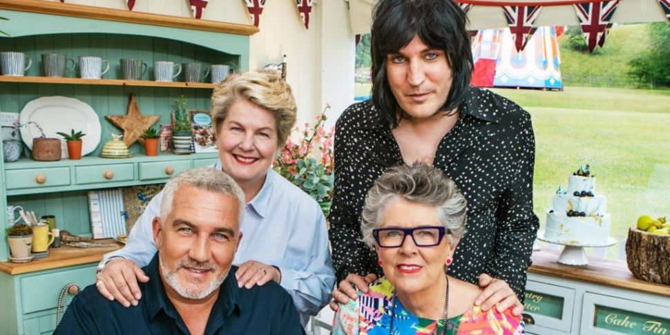 The New Season Of Bake Off Sta...
