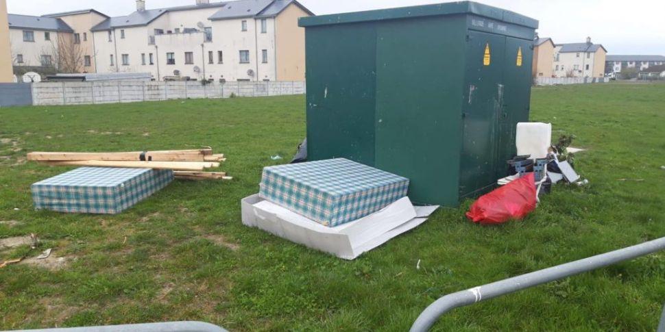 Dublin Suburbs See Spike In Il...