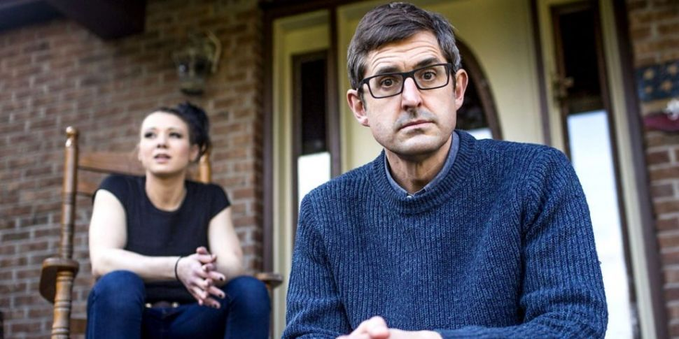 There's A New Louis Theroux Do...