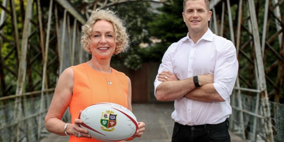 Vodafone to sponsor the Lions...