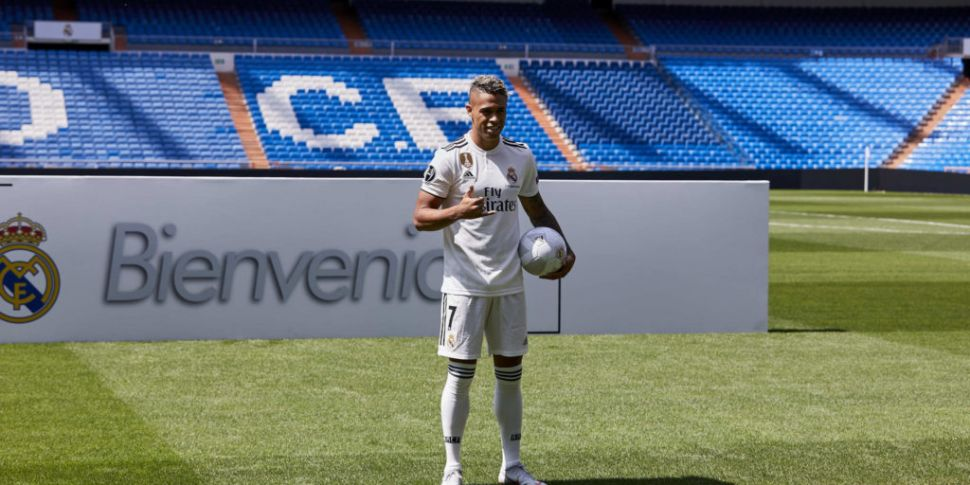 Real Madrid confirm Mariano Di...