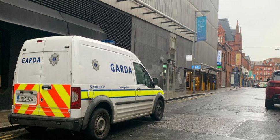Body Found in City Centre