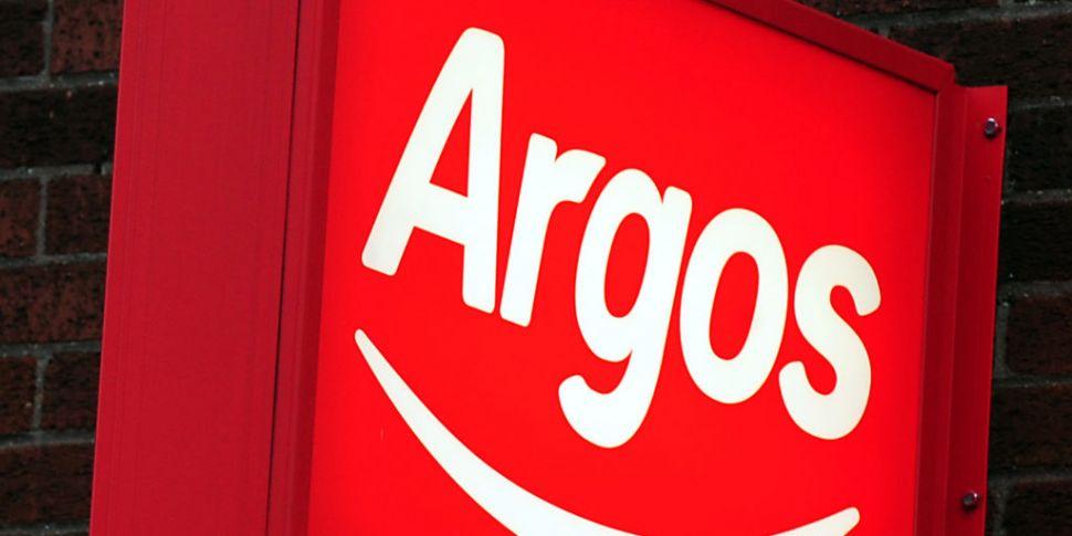Argos To Stop Printing Catalog...