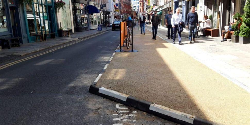 Pedestrianisation Trial Contin...