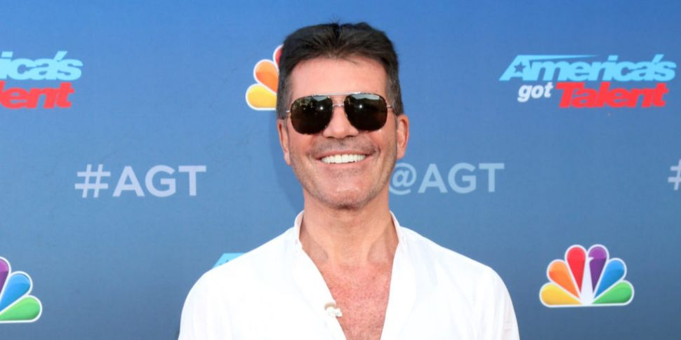 Simon Cowell Has Broken His Ba...