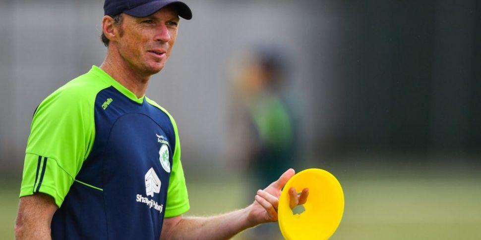 Cricket Ireland announce North...