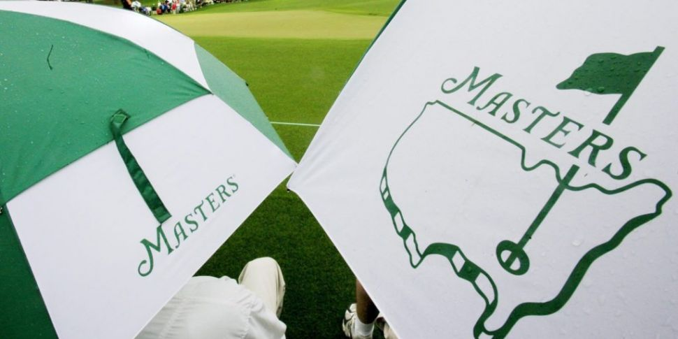 No patrons allowed at Augusta...