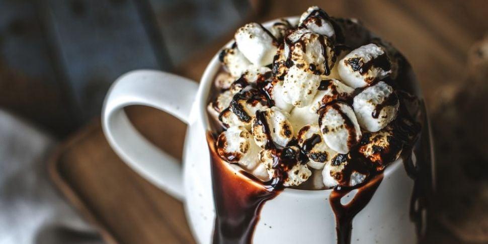 Five Hot Chocolate Recipes You...