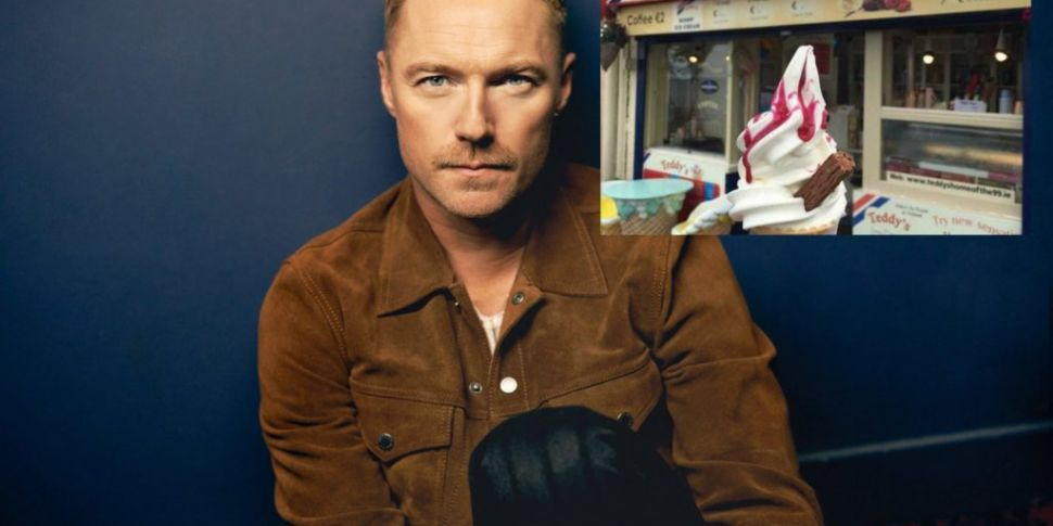 Ronan Keating Doesn't Know Whe...
