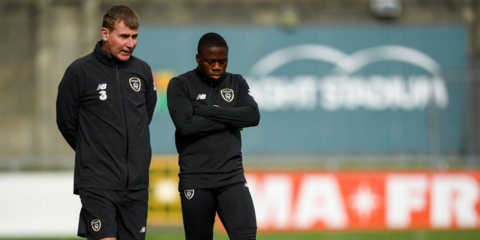 Kenny challenges Obafemi to im...