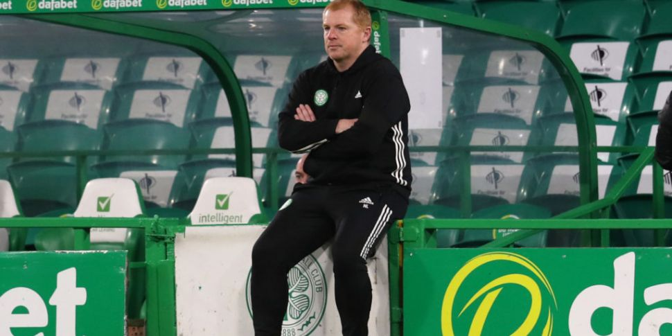 Celtic player tests positive f...