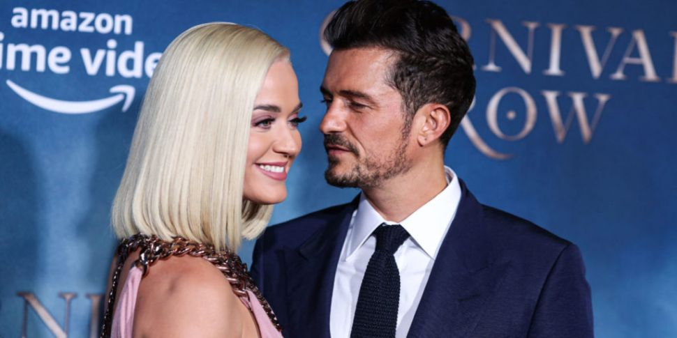 Katy Perry And Orlando Bloom H...