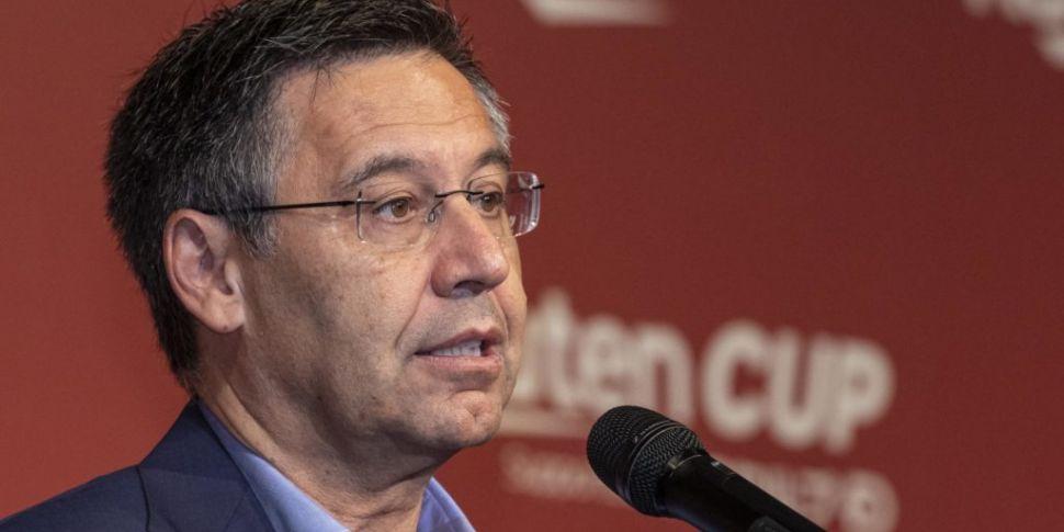 Bartomeu drops Super League bo...