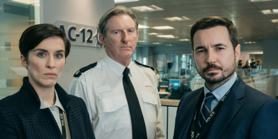 Line Of Duty Boss Shares Big S...