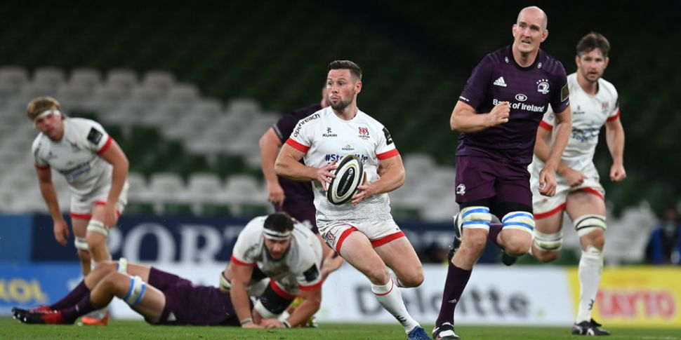 Cooney back in the Ulster team...