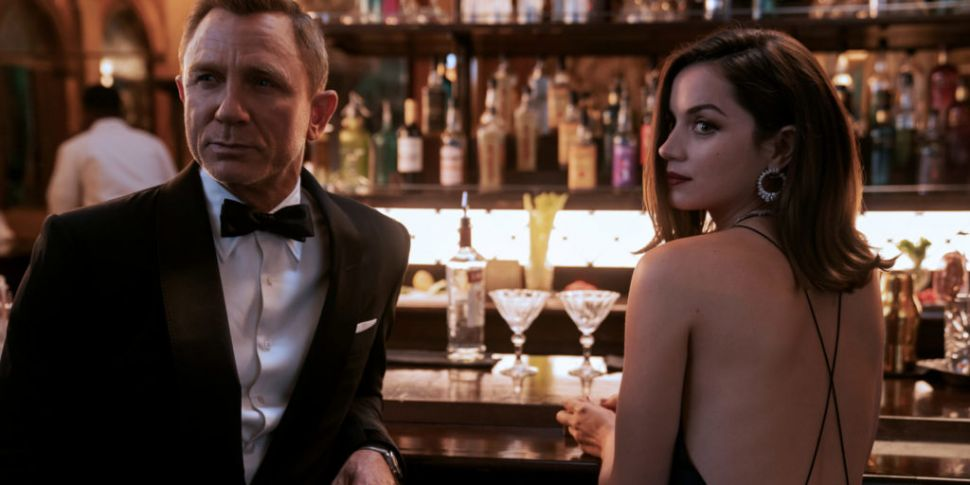 The New Trailer For James Bond...
