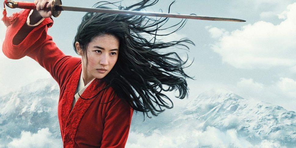 The Mulan Live Action Remake I...