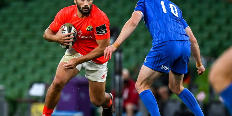 Munster pair cleared to travel...