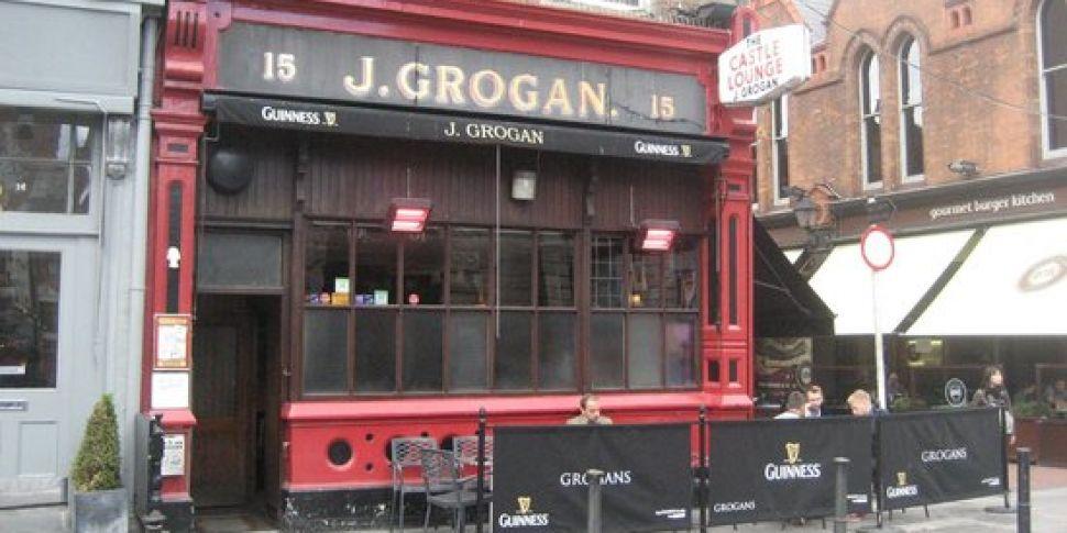 Dublin Pub Grogans Left In 'Di...
