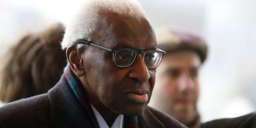 Lamine Diack jailed   Former h...