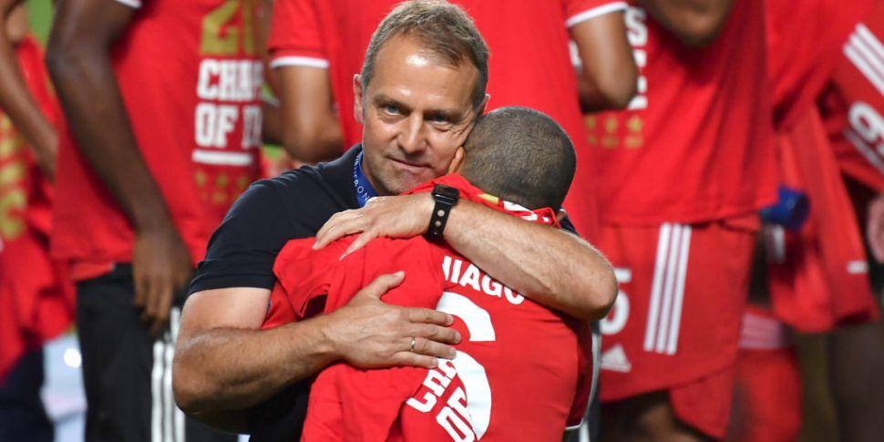 Bayern coach confirms Liverpoo...