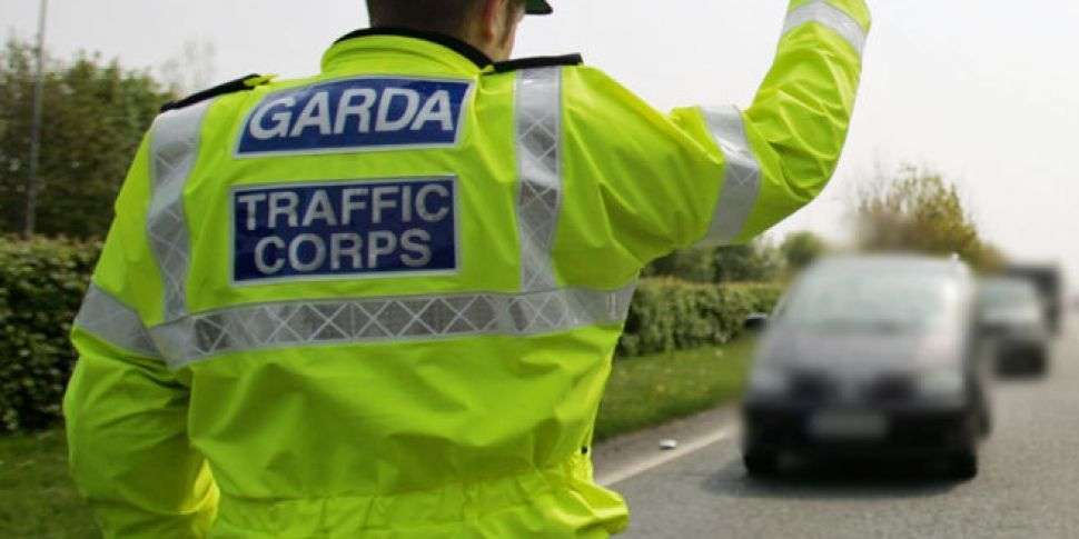 Upset Woman Believes Gardai Se...