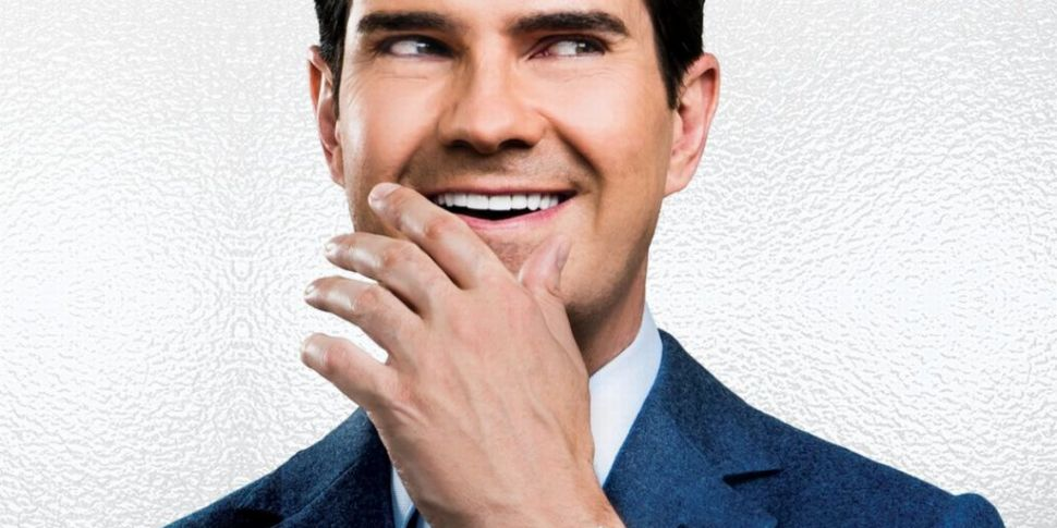 Jimmy Carr: Rescheduled Dublin...