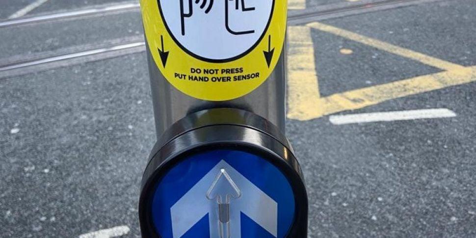 Sensor Activated Pedestrian Cr...