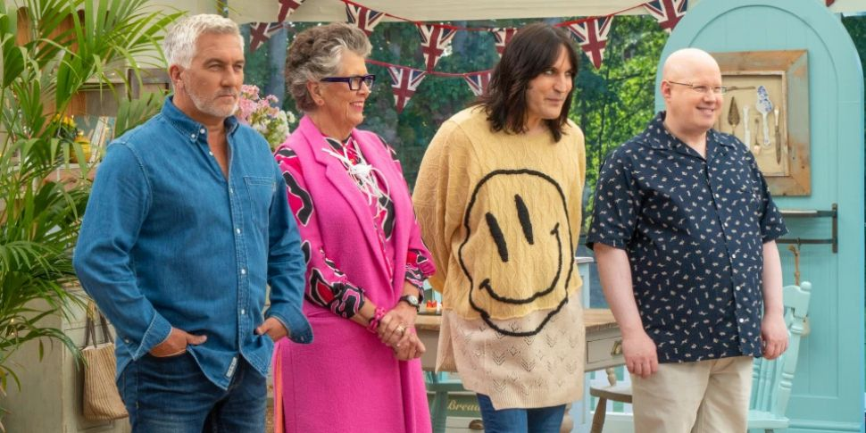 The New Series Of Bake Off Has...