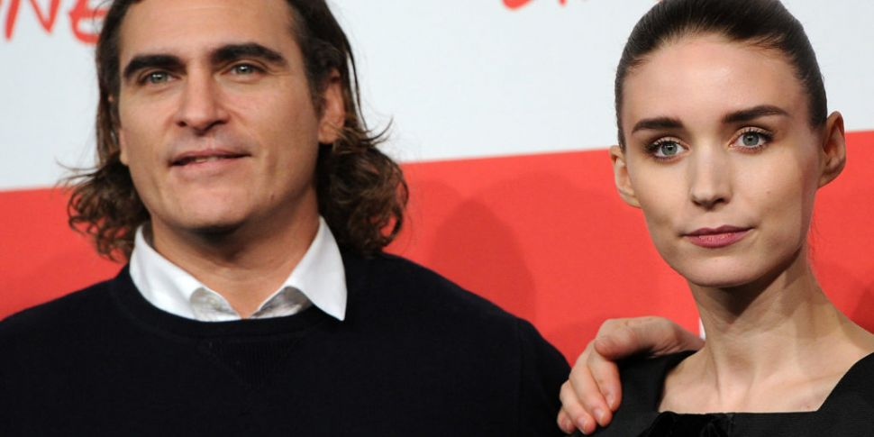 Joaquin Phoenix And Rooney Mar...