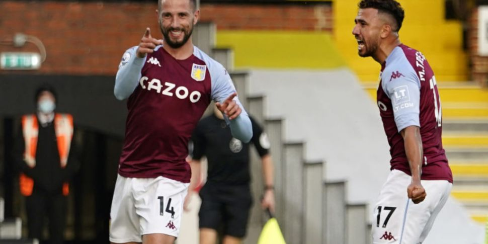 WATCH: Hourihane among goals a...