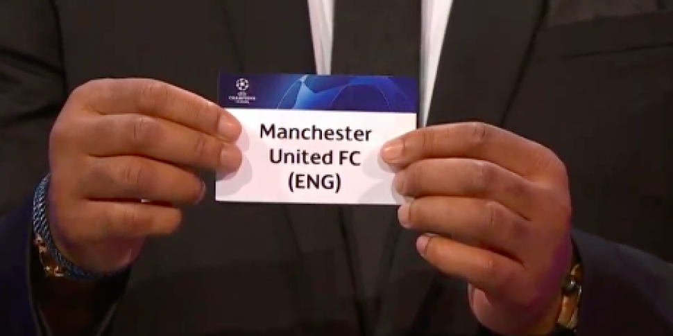 Manchester United handed night...