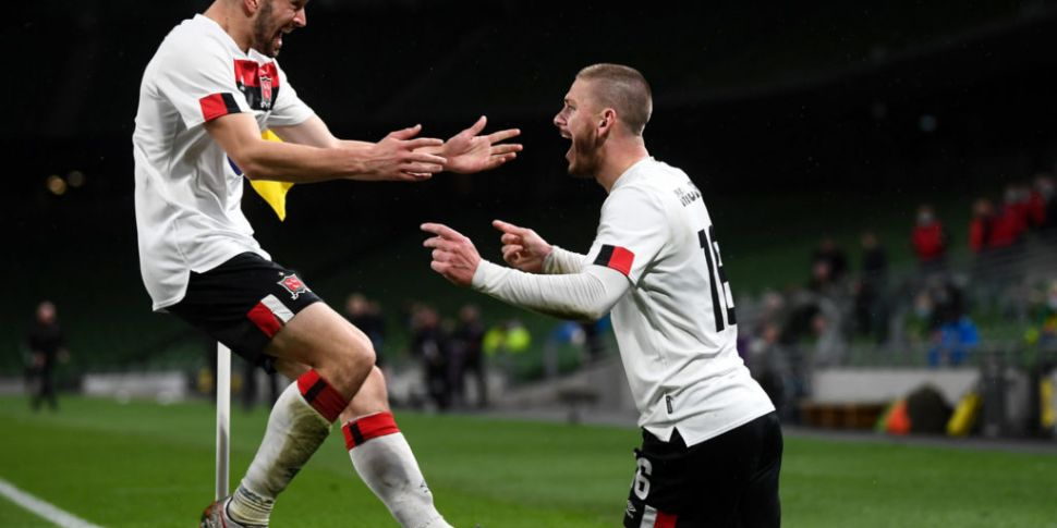 Dundalk in dreamland as they b...