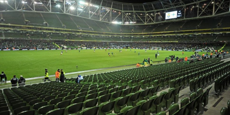 FAI hoping to have fans back a...
