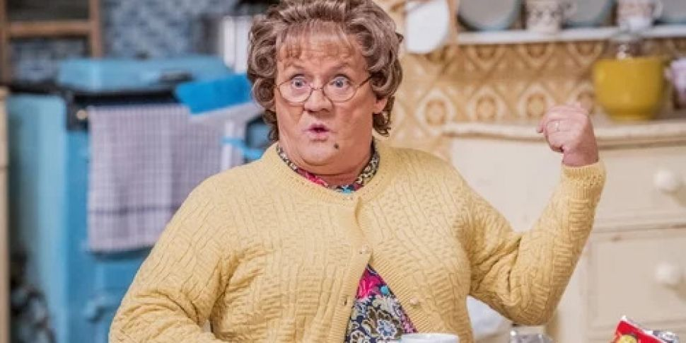 Mrs Brown's Boys In Crisis As...