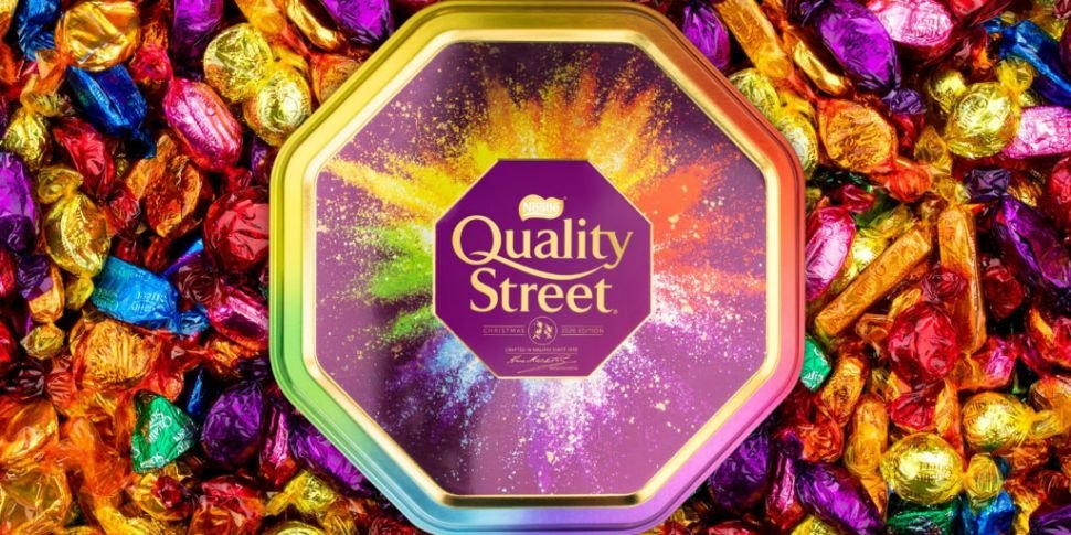Quality Street Launches Person...