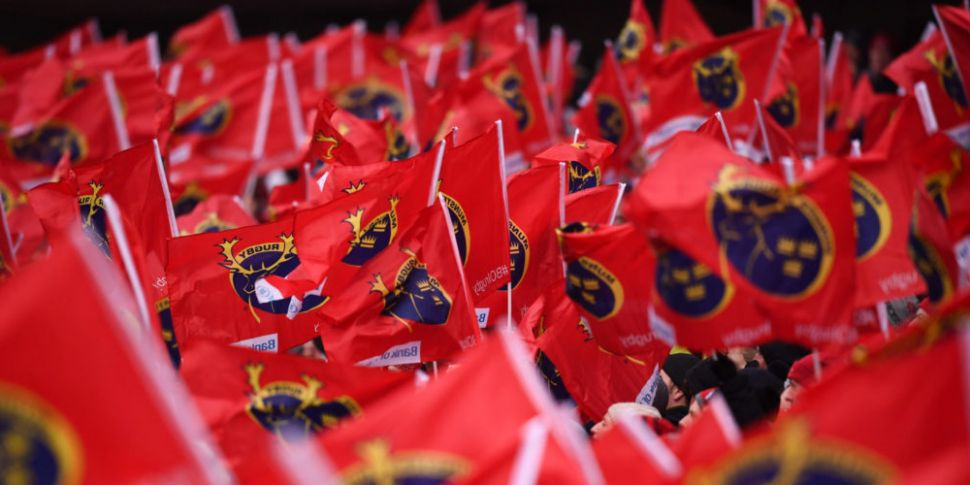 Second Munster player positive...
